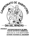 Primer Logo del Campeonato